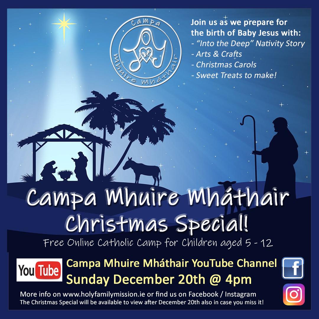 Campa Mhuire Mháthair Christmas Special